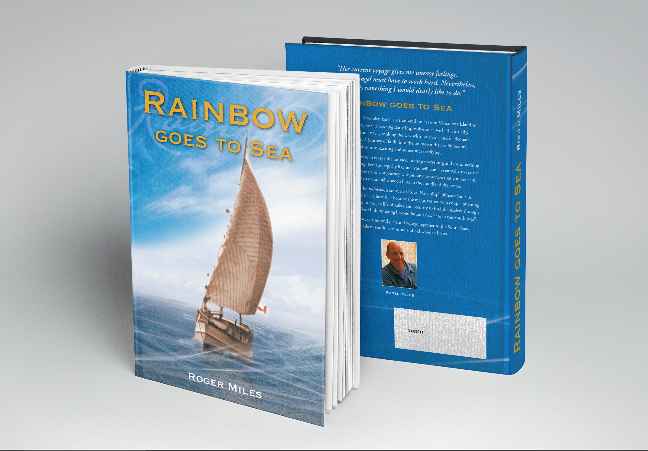 'Rainbow Goes to Sea' Book Cover