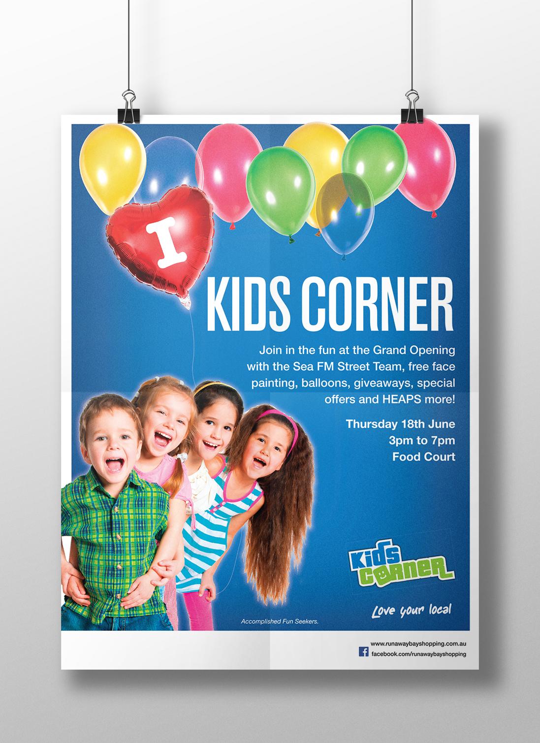 Kids Corner poster