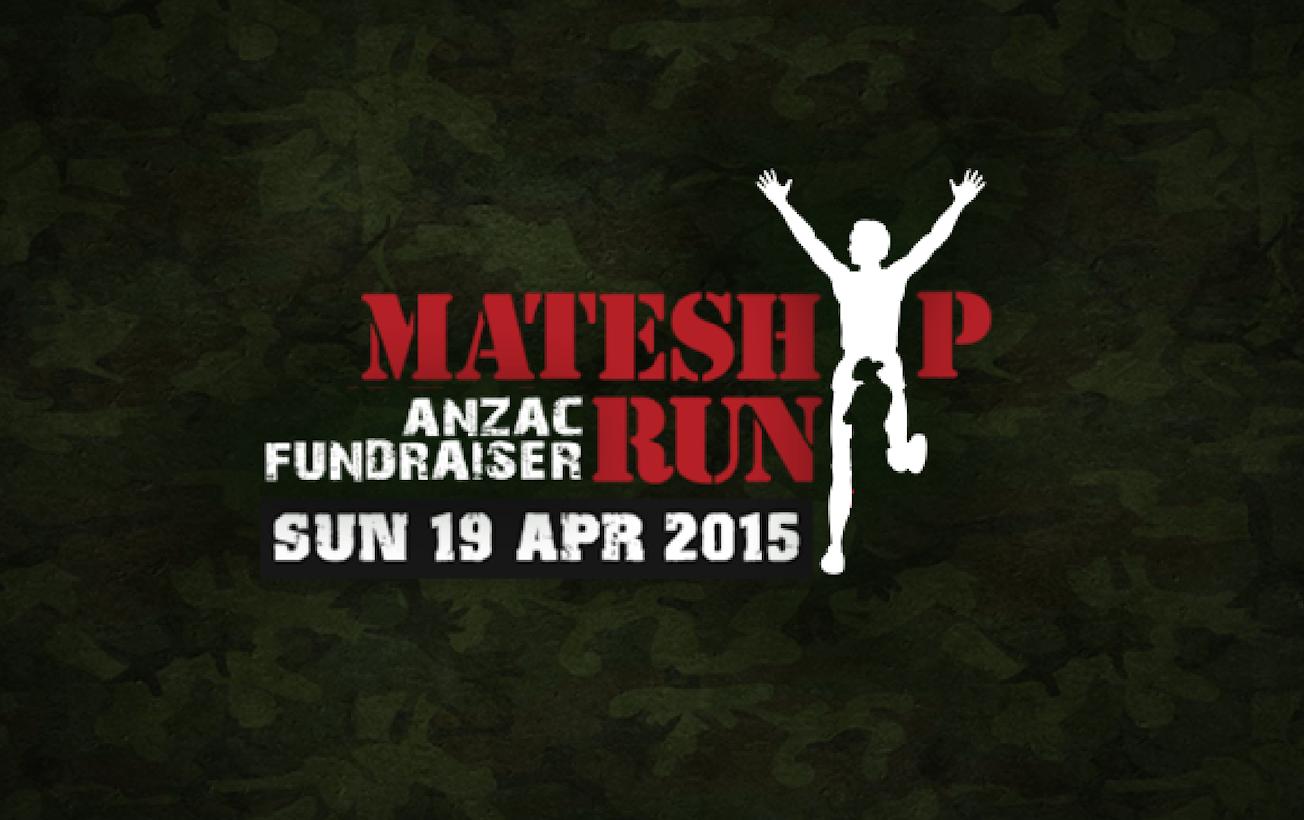 Anzac Day 'Mateship' Fun Run