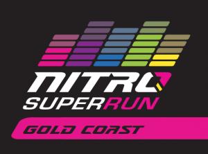 Nitro SuperRun logo RIS Designs