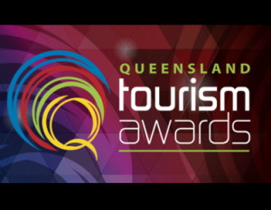Queensland Tourism Awards Logo RIS Designs