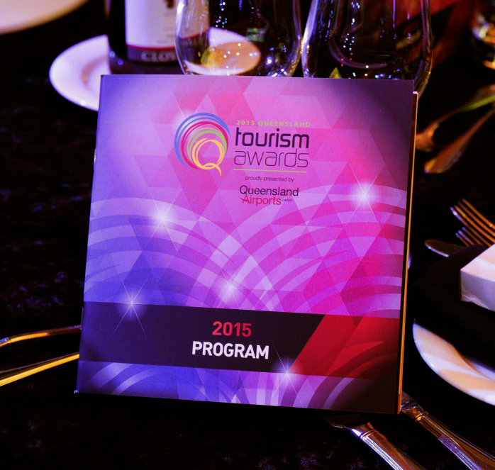 Queensland Tourism Awards 2015