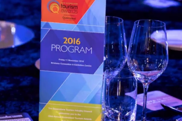 Queensland Tourism Awards 2016 Program